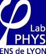 Laboratoire de Physique de l'ENS Lyon